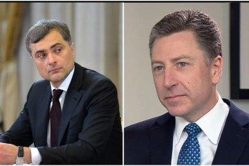 Volker und Surkow treffen sich wieder im Dezember
