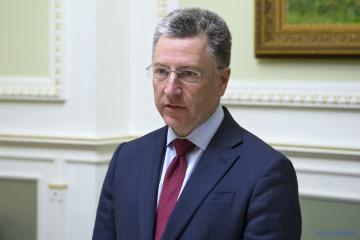 """Volker: Rusia puede poner fin a la crisis humanitaria en el Donbás cumpliendo con """"Minsk"""""""