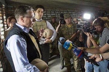 Volker: Rusia expresa su disposición a ampliar el mandato de la misión de paz en el Donbás