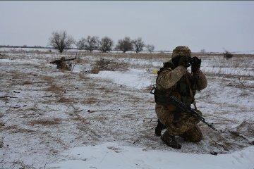 ATO: Militantes disparan intensamente contra las posiciones ucranianas en Avdiivka y Mariinka