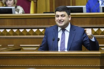 Groysman se expresa en contra  de la venta de tierras ucranianas a los extranjeros