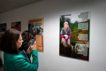 Les exécutés par la faim : une exposition de photos sur le Holodomor a été inaugurée à Bruxelles (photos)