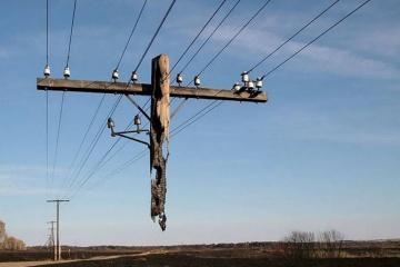 Unwetter in der Ukraine: 68 Siedlungen bleiben ohne Strom