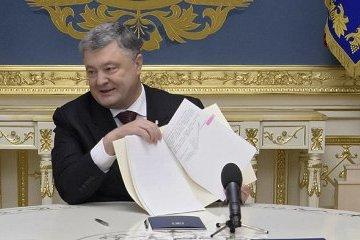 Poroshenko promete referéndums sobre el ingreso en la UE y la OTAN en un futuro cercano