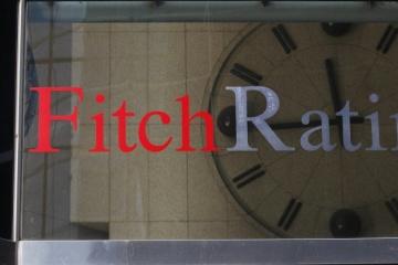 Fitch affirms Ukraine at 'B-'