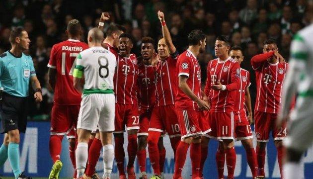 Лига чемпионов: «ПСЖ» и «Бавария» вышли в плей-офф