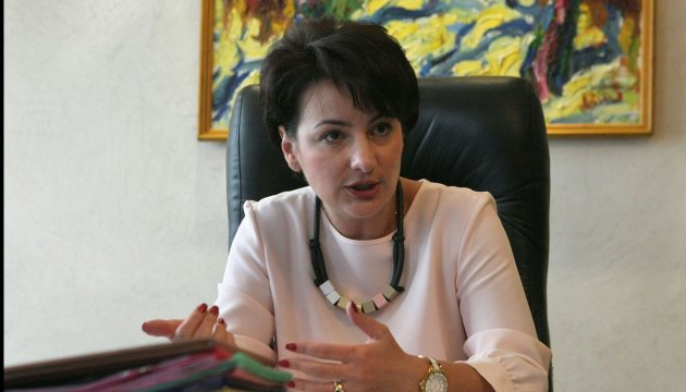 Первым замминистра юстиции назначили Елену Сукманову