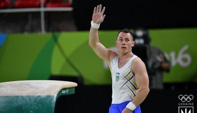 Ígor Radivilov, mejor deportista de octubre en Ucrania