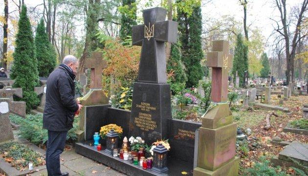 У Варшаві українці вшанували пам'ять воїнів УНР