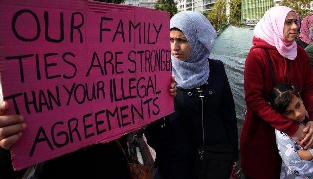 У Греції голодують біженці: хочуть до Німеччини - ЗМІ