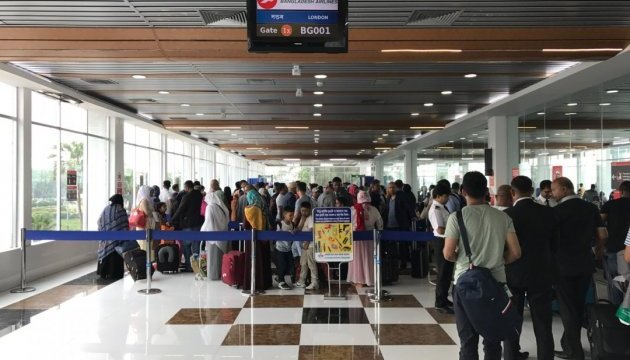 У Бангладеш затримали пілота, який хотів полонити пасажирів