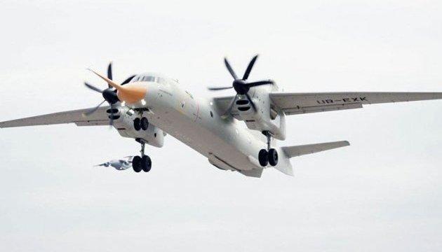 Самолет Ан-132Д прибыл в Саудовскую Аравию для презентации потенциальным заказчикам
