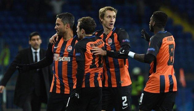 Shakhtar beats Feyenoord 3-1
