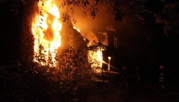 16 Ukrainians killed in fires for the first day of 2018