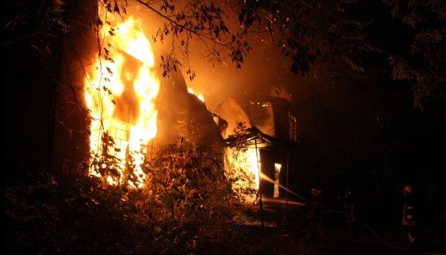 Am ersten Tag neuen Jahres bei Bränden 16 Ukrainer umgekommen