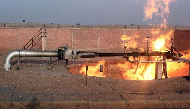 Від вибуху на нафтовій свердловині в Оклахомі загинуло п'ятеро людей