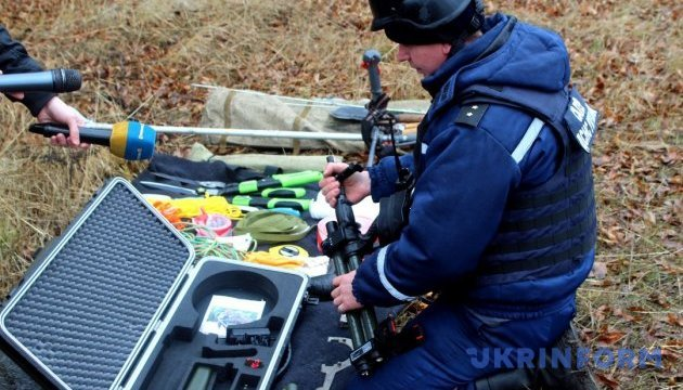 Les sapeurs ont déminé 200 000 objets explosifs dans le Donbass