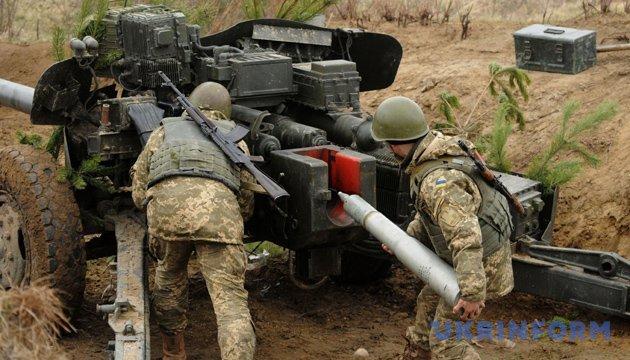 Poroshenko, Groysman congratulate Ukrainian artillerymen on professional holiday