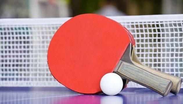 Мастера настольного тенниса в Сплите разыграют лицензии на юношескую Олимпиаду