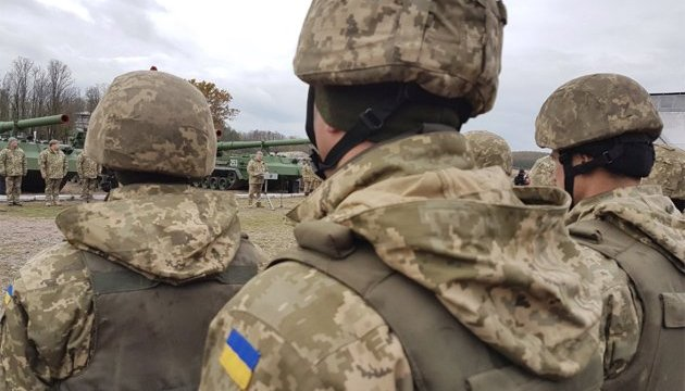 Корсар, Фурия и Fly Eye: армия получила более 600 единиц артиллерии - Президент