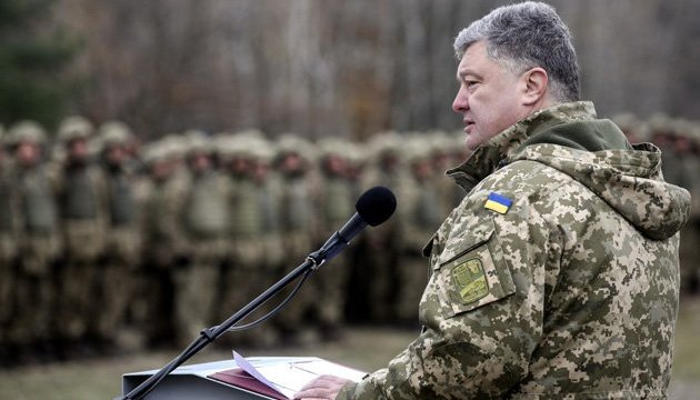 Poroshenko calls on the world to increase NATO's presence in Black and Azov Seas