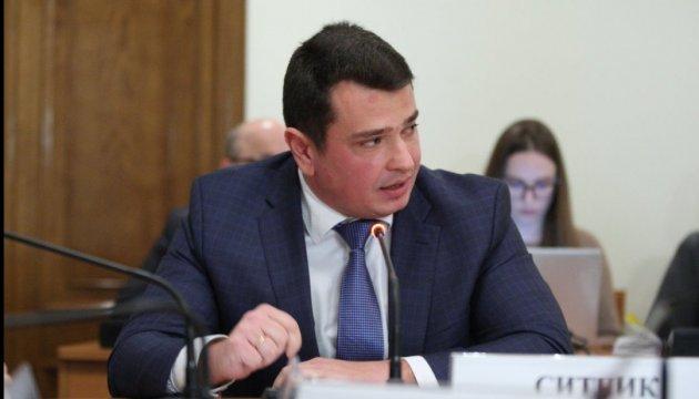 Сытник отрицает, что предупреждал Авакова про обыски у сына