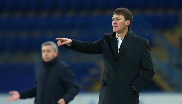 Тренер «Ворскли»: Сподіваюсь на підвищені преміальні у грі проти «Динамо»