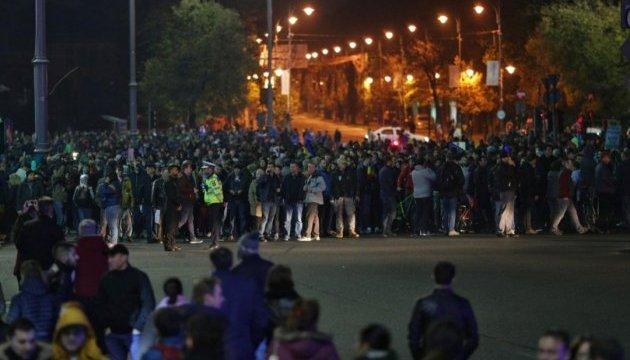 У Румунії почалися масові протести через судову реформу