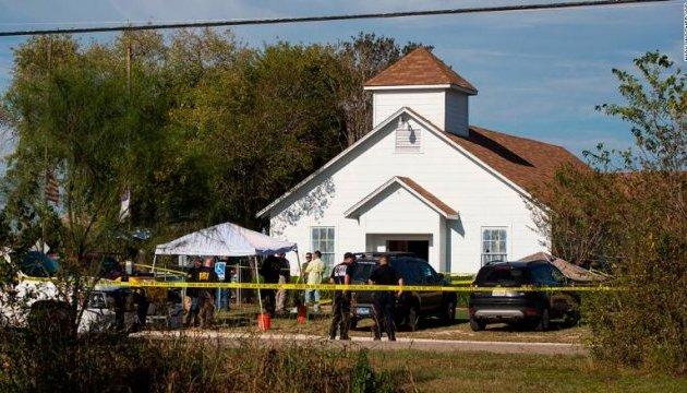 Стрілянина в Техасі: повідомляється про 20 загиблих у церкві