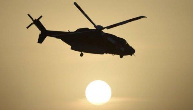 У Саудівській Аравії знайдені уламки гелікоптера, на якому розбився принц