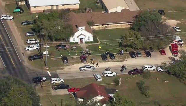 Стрілянина у церкві в США: військові розповіли про минуле нападника