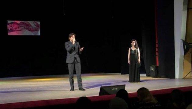 Міжнародний конкурс хореографії відкрився в Житомирі