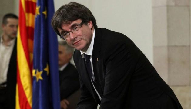 Выборы в Каталонии: Пучдемон и другие арестованные политики внесены в списки
