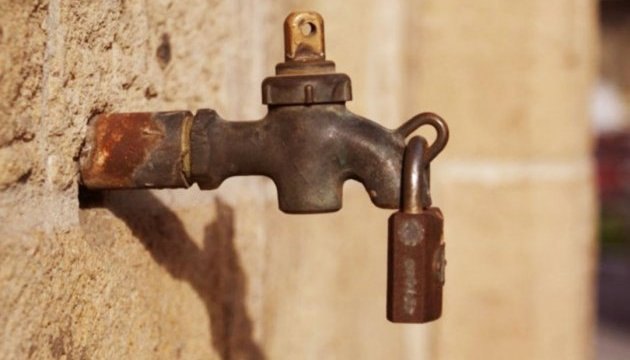 Water supply in five cities and a village of Donetsk region to be temporarily stopped due to repair at pumping station