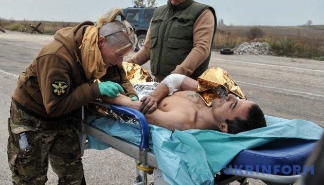 Боевики вернули тело погибшего украинского военного
