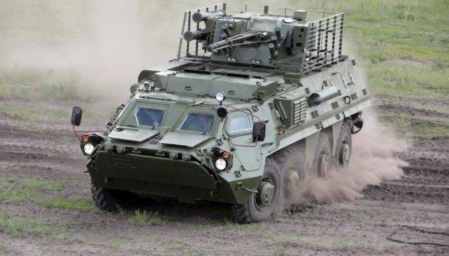 Ucrania presenta nuevo BTR-4E en la exposición internacional en Bangkok