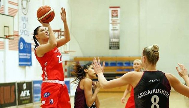 Українські баскетболістки проведуть відкрите тренування 8 листопада
