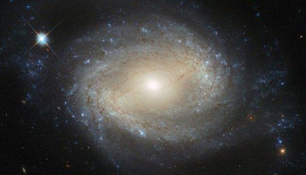 Вчені назвали найдавнішу спіральну галактику