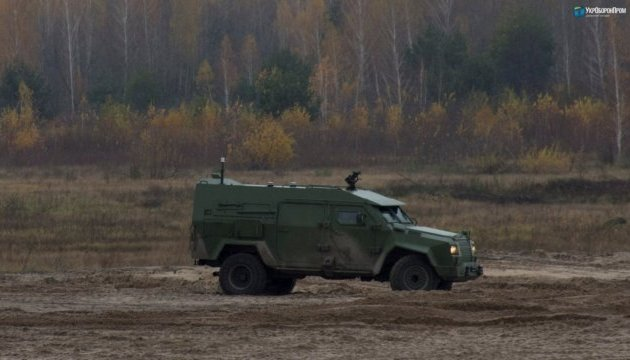 """Украинский минометный комплекс """"Барс-8ММК"""" поражает суперскоростью"""