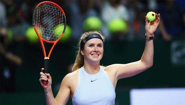 Рейтинг WTA: Свитолина сохранила 6 место, Цуренко - 42
