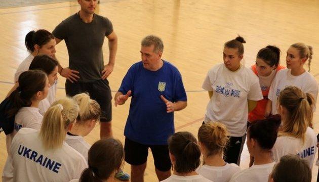 Гандбол: збірна України зіграє на Піренеях з Японією, Аргентиною та Іспанією
