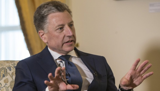 Volker: Zero ceasefire violations show peace is possible in Donbas