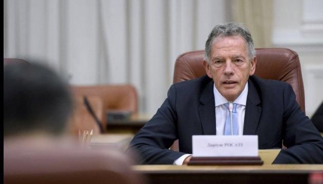 EU-Parlament drängt Ukraine mit vier Reformen