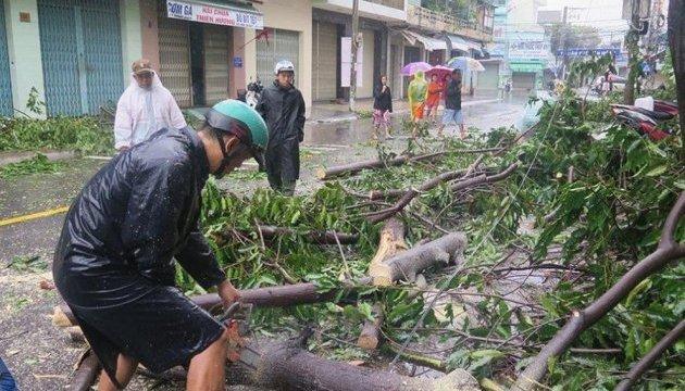 У В'єтнамі кількість жертв тайфуну збільшилася до 69 осіб