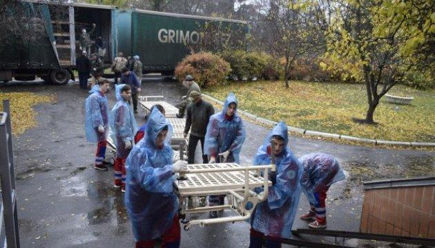 Українці Німеччини допомогли облаштувати Центр паліативної допомоги в Черкасах