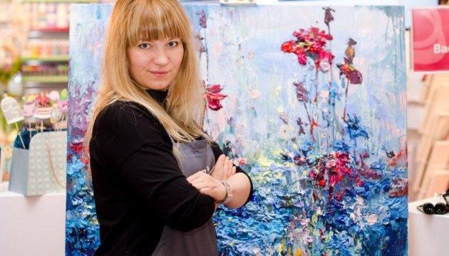 Українська художниця покаже свої роботи в Нью-Йорку
