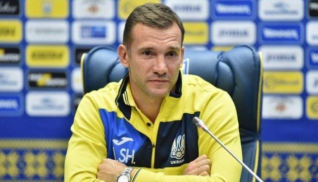 Спортдиректор збірних України: Всі підтримали кандидатуру Шевченка одноголосно
