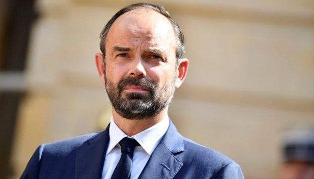 Прем'єр Франції закликає порушити справу через погрози Charlie Hebdo