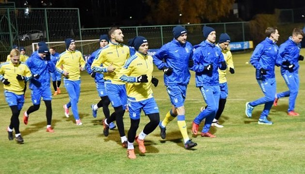 Футбольні збірні України і Словаччини тренуватимуться у Львові 9 листопада