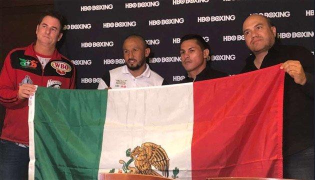 Бокс: Салідо битиметься з Романом за проміжний титул WBC Interim